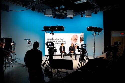 massAV Virtual Event Studio Interview